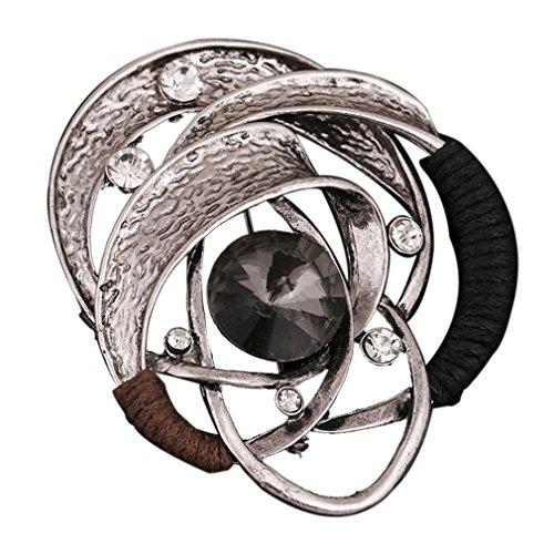 pin spilla antichi delle donne di modo per la festa nuziale grande annata sciarpa clip perni gioielli regalo perfetto
