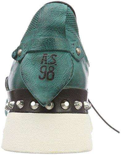 A.S.98 Damen Denalux Sneaker, Mehrfarbig (Combi/Mirto)