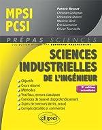 Sciences industrielles de l'ingénieur MPSI - PCSI - 3e édition actualisée de Patrick Beynet
