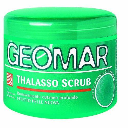 6 x GEOMAR Thalasso Scrub Rinnovamento Cutaneo Profondo 600 Gr.