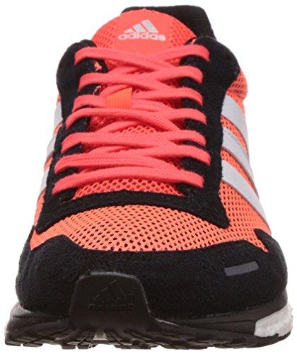 core Adidas ftwr Laufschuhe Rot Black Adizero Herren Adios 3 White Red solar wA86Fwqrx