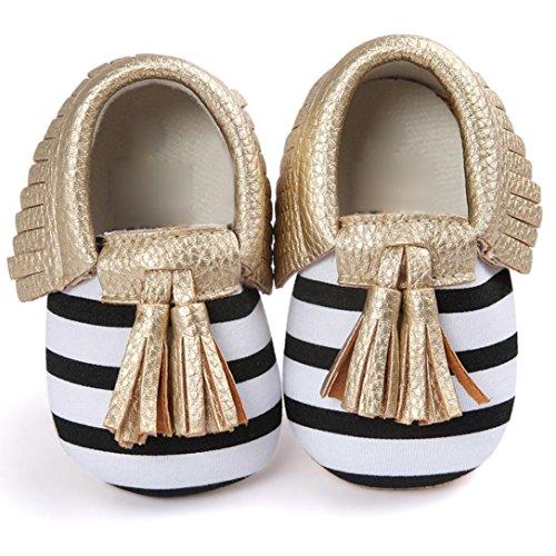 IMJONO Bébé Chaussures, Bébé Gousses de berceau Chaussures Bowknot Baskets pour tout-petits Chaussures décontractées
