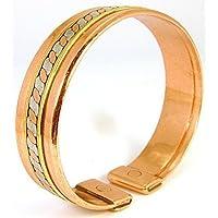 Die Quelle: Armband Kupfer magnetisch mit den Magneten–Damen und Herren. Armband 17cm–19cm preisvergleich bei billige-tabletten.eu