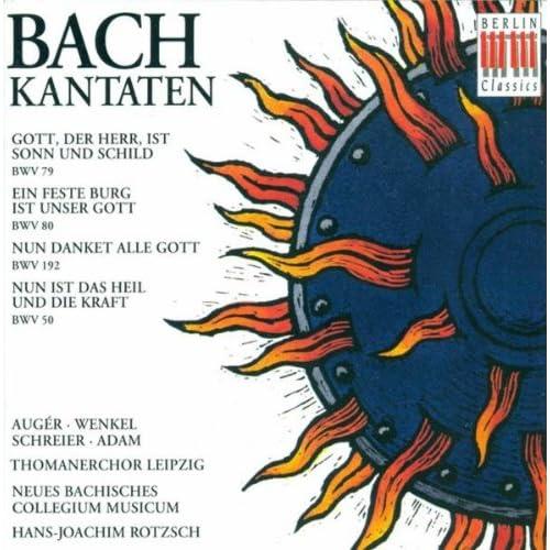 Ein feste Burg ist unser Gott, BWV 80: Aria: Komm in mein Herzenshaus (Soprano)