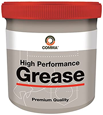 Comma BG2500G 500g High Performance Bearing Grease from Comma Oil & Chemicals Ltd.