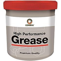 Comma BG2500G 500g High Performance Bearing Grease