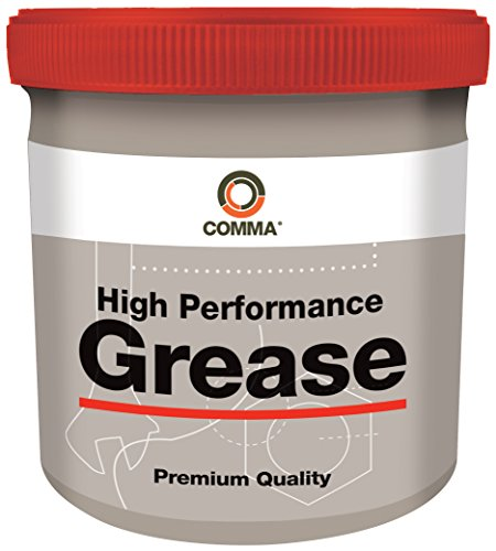 Comma BG2500G 500g High Performance Bearing Grease