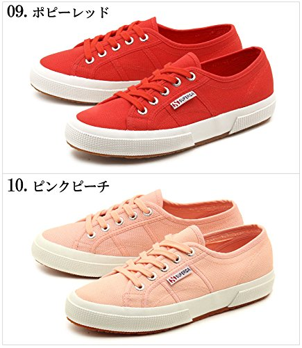 Superga 2750 Cotu Classic, Sneakers Unisex - Adulto Hot Orange