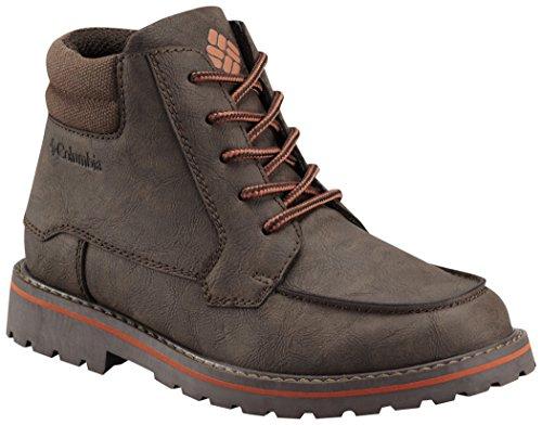 Columbia Lewis Ridge, Chaussures Multisport Outdoor mixte enfant, Marron (231), 39 EU (UK child 6 Enfant UK)