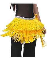 6609951c420f Guiran Femme Ethnique Tribal Ceinture De Danse Jupe Costume Orientale Belly  Dance Mit Tassel