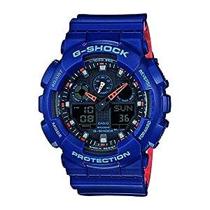 Casio G-Shock Analog-Digital Herrenarmbanduhr GA-100CF