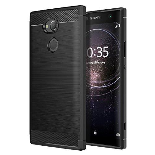 MoKo Sony Xperia XA2 Ultra Hülle - Premium Ultra Slim Leicht weiches TPU Protector Phone Case Handy Schutzhülle Schale Bumper für Sony Xperia XA2 Ultra 6