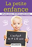 Image de La petite enfance : l'enfant de 0 à 6 ans (2015) - manuel élève