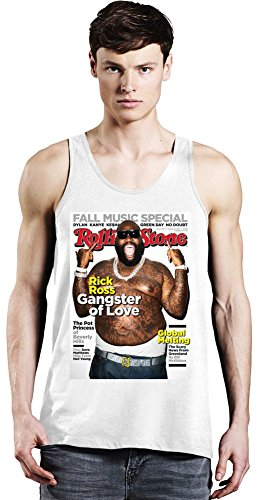Rick Ross Rolling Stone Cover Tank Top XX-Large -