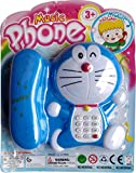 #7: Sky Solution Doraemon All New Telephone Musical Toy-Battery Operated (Battery Not Included)