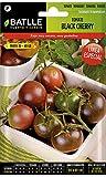 Tomate Black CherryTomate tipo cocktail (cherry) muy productivo. Son frutos son color rojo muy oscuro, muy sabrosos y con un tamaño de 30-40 gr.Forma de cultivo: Se trasplanta cuando la planta tiene 3-4 hojas a un marco de 40 x 80 cm. La cose...
