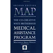 Map: Co-Creative White Brotherhood Medical Assistance Program