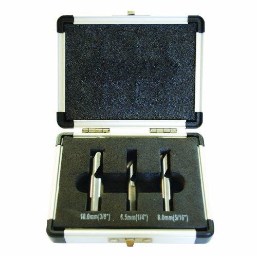 3Stück Hartmetall Punktschweißung Bit Set (Astro-pneumatic Regulator)