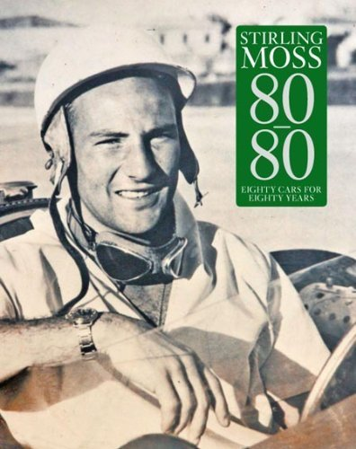 Stirling Moss 80/80 por Peter Russell