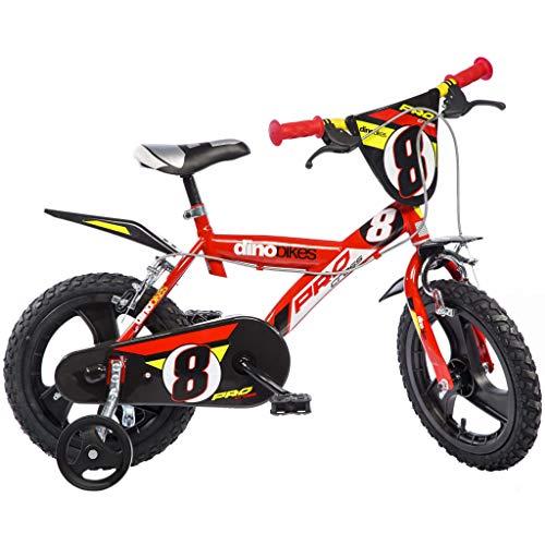 Dino Bikes 163GLN–Bicicleta para niño 16de 6a 8años