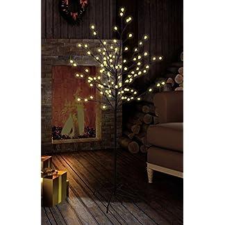 Bonetti-Premium-LED-Baumwarm-wei-beleuchtetVerschiedene-GrenLichterbaum-fr-den-Innen-und-Auenbereich
