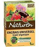 Engrais universel super organique