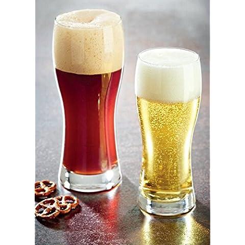 Vaso Cerveza Modelo Praga (6 uds)