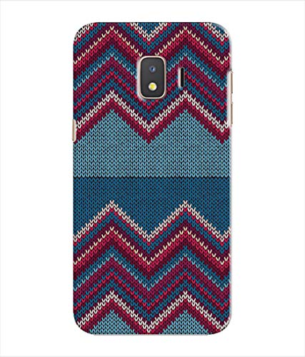 Inktree® Printed Designer Silicon Back Cover for Samsung Galaxy J2 Core