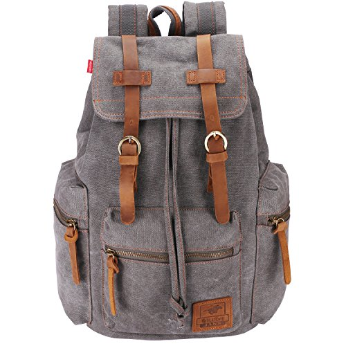 bestope-canvas-backpack-unisex-rucksack-vintage-knapsack-college-school-bags-casual-daypacks-hiking-