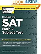 #8: Cracking the SAT Math - 2 Subject Test (College Test Preparation)