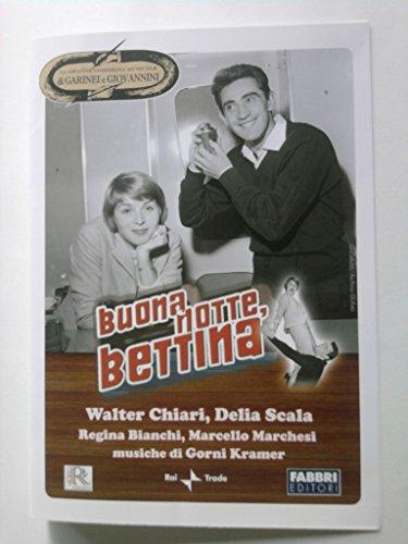 """""""Buonanotte, Bettina"""" (Fabbri Editore) (Walter Chiari, Delia Scala)"""