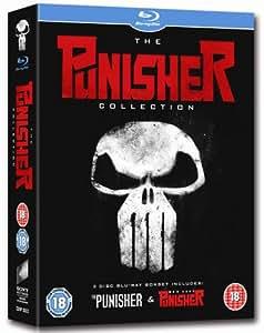 The Punisher/The Punisher: War Zone [Blu-ray] [2009] [Region Free]