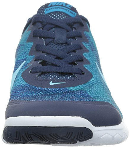Nike - Nike Flex Experience Rn 4 Prem Scarpe Sportive Uomo Blu Tela 749174 401 Azzurro