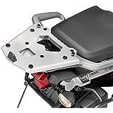Givi Support Valise Top Case Monokey Triumph Tiger Explorer 1200 (12 > 15), Aluminium