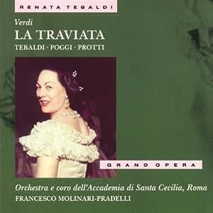 Verdi: La Traviata (Gesamtaufnahme) (italienisch)