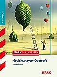 Stark in Deutsch - Oberstufe - Gedichtanalyse