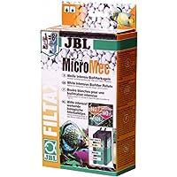 JBL Micromec Billes Blanches de Biofiltration Intensive pour Aquariophilie 1 L