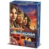 Asmodee- Pandemic Zona Rossa-Nord America Gioco da Tavolo, Multicolore, 8398