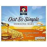Quaker Oats Oat So Simple Morning Bars Golden Syrup Bars 5 X 35G