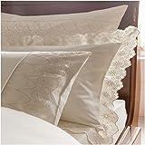 Dorma Staunton Cream Housewife Pillowcase (1)