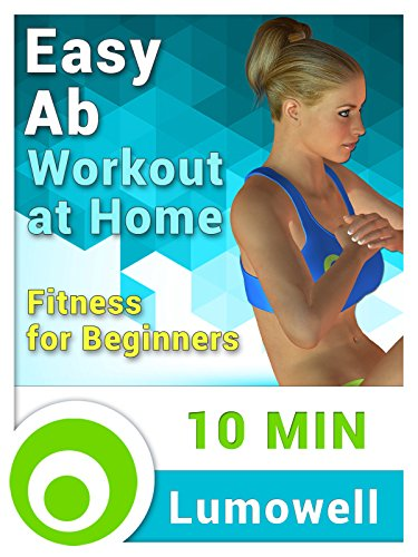 Easy Ab Workout at Home – Fitness for Beginners [OV]