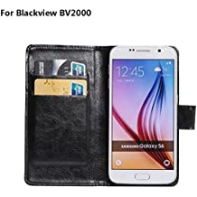 Frlife |Funda de Rotación y Choque para Blackview BV2000 Smartphone(5 Estatura)