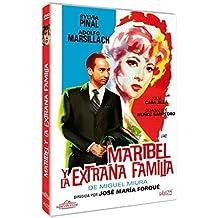 Maribel Y La Extra??a Familia (Region 2) by Adolfo Marsillach,