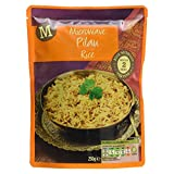 Morrisons Microwave Pilau Rice, 250g