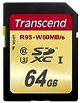 Transcend SDXC UHS-I U3 64GB Speicher...