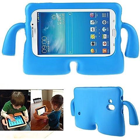 Y & M (TM)-Samsung Galaxy Tab caso, niños a prueba de golpes caso resistente ligero peso niños protección caso tablet funda para Samsung Galaxy Tab 2/3/4/T530/tt531/N8000/Galaxy Note