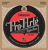 D'Addario EJ49 - Juego de cuerdas para guitarra cl�sica de nylon, 028' - 043'