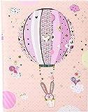 Babytagebuch net Bunny Balloon Babytagebuch