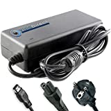 Alimentation pour ordinateur portable HP COMPAQ ZV6000 ZV6100 R4000 ZV6200 Adaptateur chargeur 90W 18,5V 4,9A -VISIODIRECT-