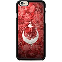 MyHomeCase Coque Iphone 7 Plus   8 Plus Drapeau Turquie Bords Noirs 4b7c6192fc5a